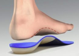 Podo voet 1