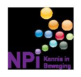 logo npi kennis in beweging